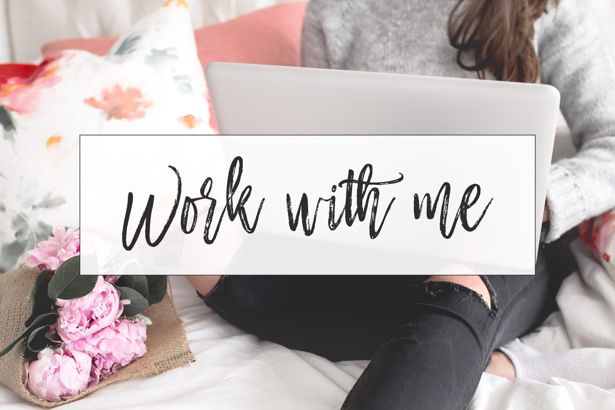 Work With Me | Dawn Nicole Designs®