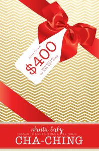 Cash for Christmas $400 Giveaway