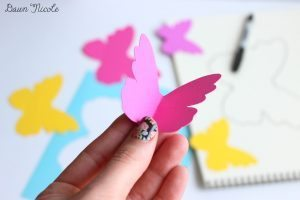 How to Create Silhouette Cut Files from Stencils