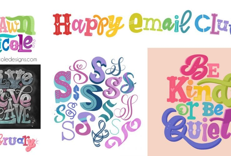 The Basics of Creating Mixed Lettering Styles.How to mix and match different lettering styles to create a balanced yet fun piece with a ton of character!